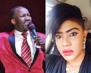 Let Every Christian Come Out to Accompany Apostle Suleiman to the DSS – Actress Angela Okorie